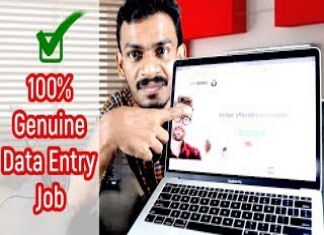 Photo of Online Data Entry Job with Weekly Payout 100% Genuine